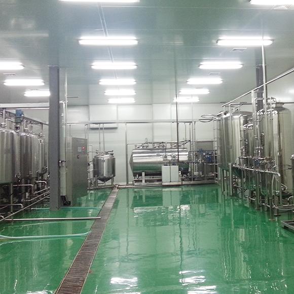蛋白饮品生产线