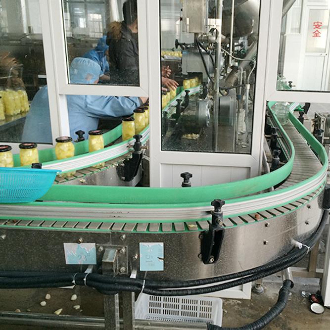 黄桃罐头生产线