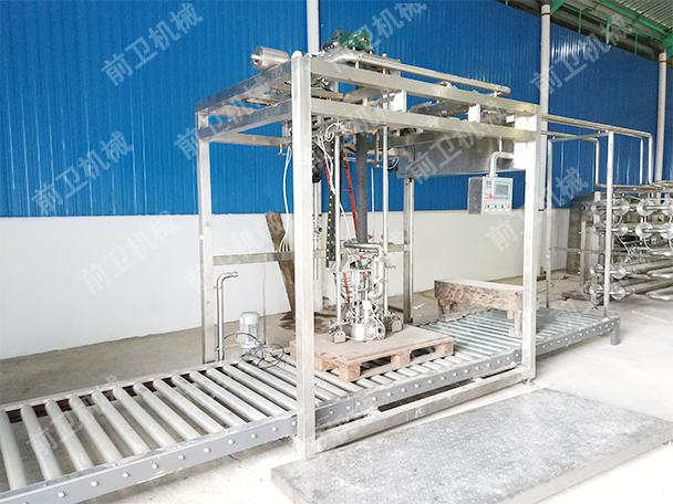 吨箱无菌灌装机