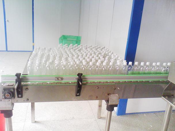 空瓶实瓶输送机